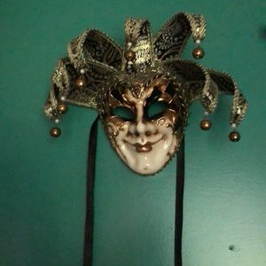 Italy porcelain mask Joker